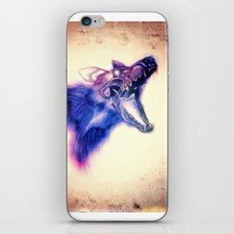 Frankenstein Wolf iPhone Skin