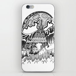 Moosely iPhone Skin