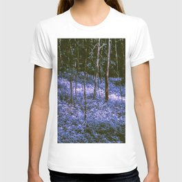 Purple Forest Dream T-shirt
