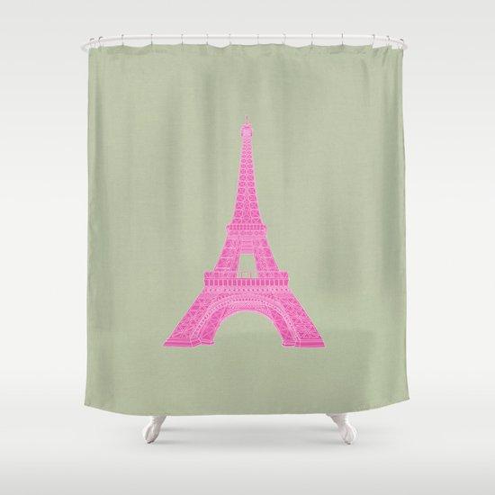 OUI OUI Shower Curtain