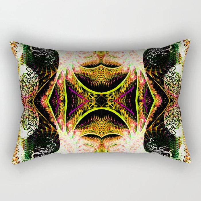 4elementz fire Rectangular Pillow