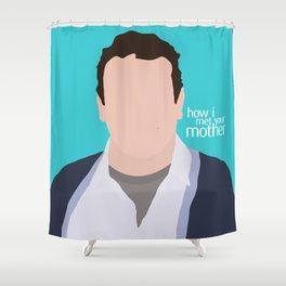 Marshall Ericksen HIMYM Shower Curtain