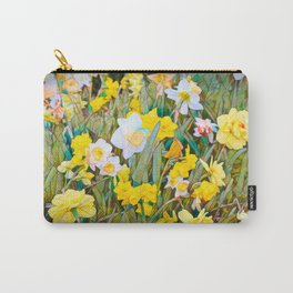 Daffodils 13 Carry-All Pouch