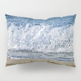 Frothy Surf Pillow Sham