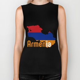 Armenia - Hayastan Biker Tank