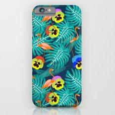 Summer tropical I Slim Case iPhone 6s