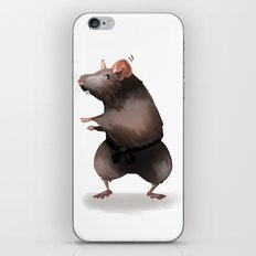 Master Splinter iPhone & iPod Skin