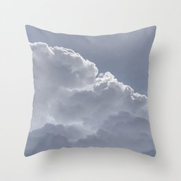 Cloudscapes 5 Throw Pillow