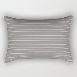 Benjamin Moore 2019 Color of the Year 2019 Metropolitan Light Gray on Cinder Dark Gray AF-705 Rectangular Pillow