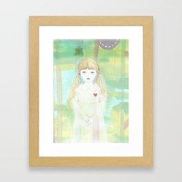 Dulcinea Framed Art Print