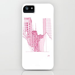 Hancock Framed iPhone Case