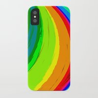 pride iPhone & iPod Cases featuring Pride by Vix Edwards - Fugly Manor Art