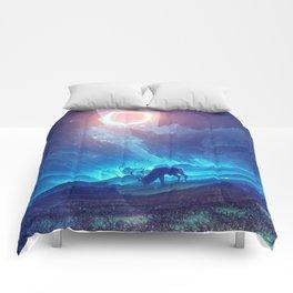 Stellar collision Comforters