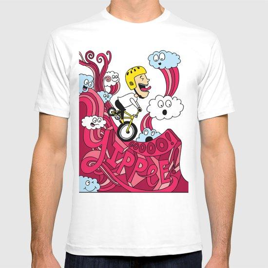 Yipppeee! T-shirt