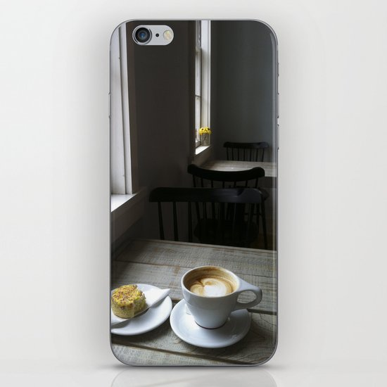 CAFE iPhone Skin