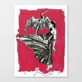 Dona Mariana Canvas Print