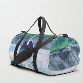 Narwhal Duffle Bag