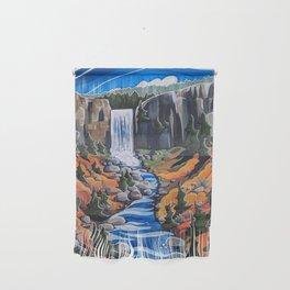 Tumalo Falls Wall Hanging