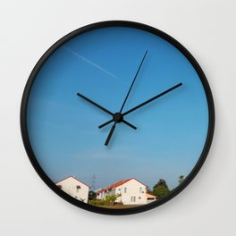 Desa Putra - A Princely Countryside Wall Clock