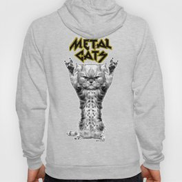 Metal Cat Hoody