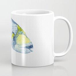 Tropical Titan Trigger fish Coffee Mug