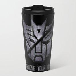 Choose your side Travel Mug