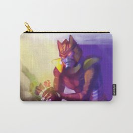 Dinobot and the Flower Carry-All Pouch