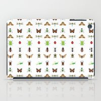 insects iPad Cases featuring insects by Alysha Dawn