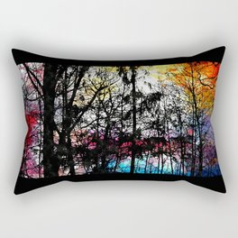 Alley Colors Rectangular Pillow