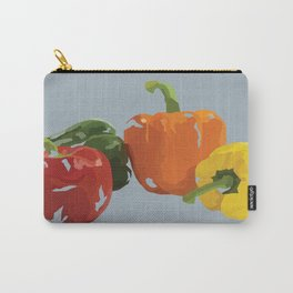Bell Peppers Carry-All Pouch