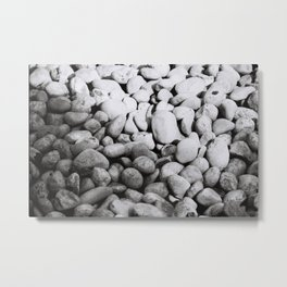 pile of rocks Metal Print