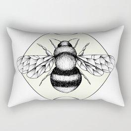 Bee Confident Rectangular Pillow