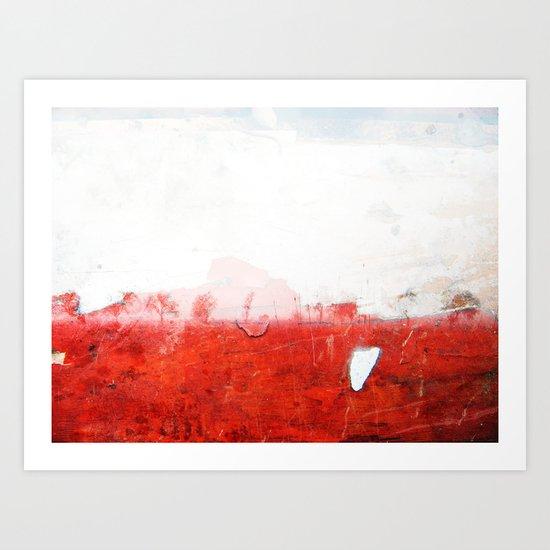 AIRLESS II Art Print