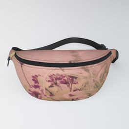 Floral Joy Fanny Pack