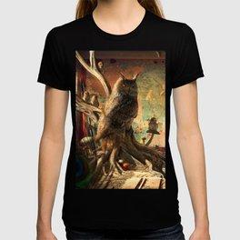 King Owl T-shirt