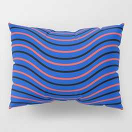 It Comes in Waves Pillow Sham