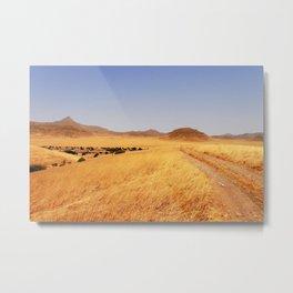 High Plains Metal Print