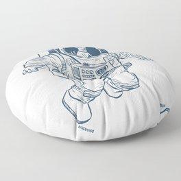 THE DOG STAR Floor Pillow