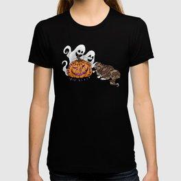 Drawtober Scaredy Cat T-shirt