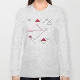 Tree-Angle Long Sleeve T-shirt