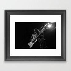 Hook Lights/5FDP Framed Art Print