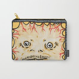 The Last-ish Human (Dr. Who) Carry-All Pouch