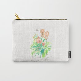 Flower flower Carry-All Pouch