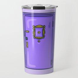 Friends Door Travel Mug