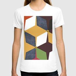 KALEIDOSCOPE 07 #HARLEQUIN T-shirt