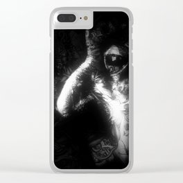 Look Forward Clear iPhone Case