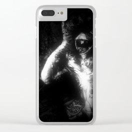 Look Forward Clear iPhone Case