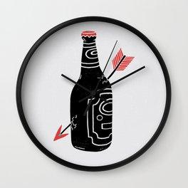 Heartbreak Wall Clock