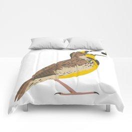 Meadowlark! Comforters