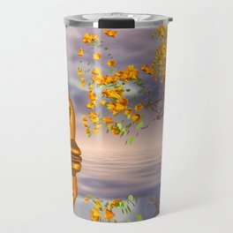 knight's dreamscape Travel Mug